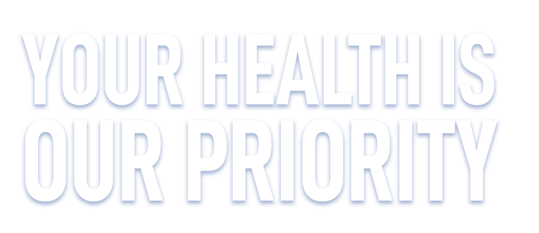 slider your health is our priority