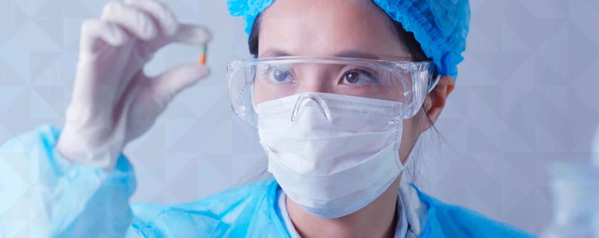 Investigación y Desarrollo para medicamentos de calidad