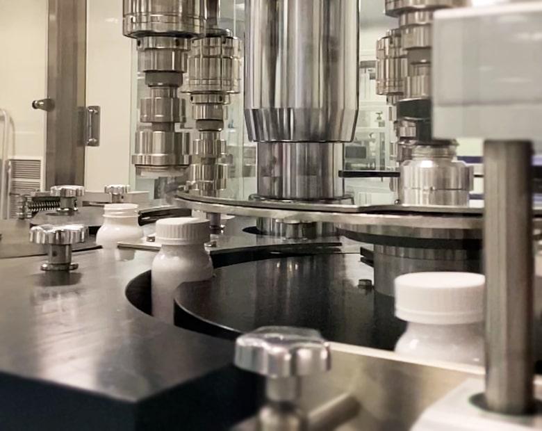 Ultra Laboratorios Maquinaria